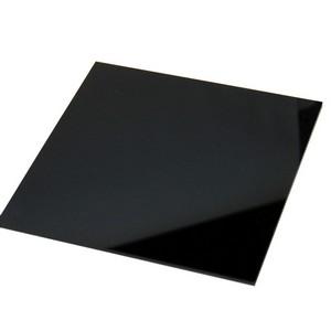 Chapa de acrílico transparente 4mm