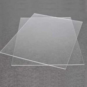 Fornecedor de chapa de acrílico transparente